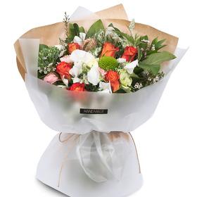꽃다발 b305